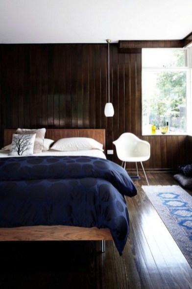 Beautiful Vintage Mid Century Bedroom Designs23