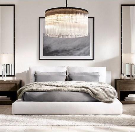 Beautiful Vintage Mid Century Bedroom Designs37