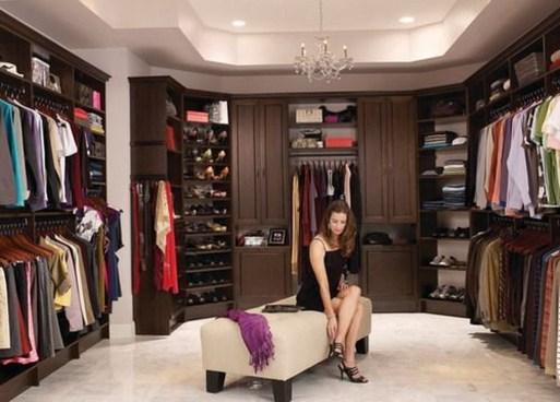 Contemporary Closet Design Ideas15