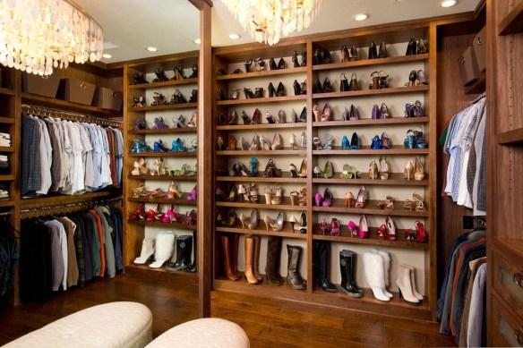 Contemporary Closet Design Ideas26