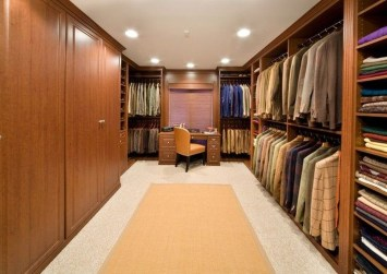 Contemporary Closet Design Ideas31
