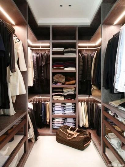 Contemporary Closet Design Ideas34