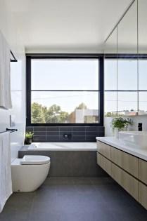 Lovely Contemporary Bathroom Designs29