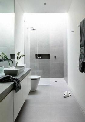 Lovely Contemporary Bathroom Designs45