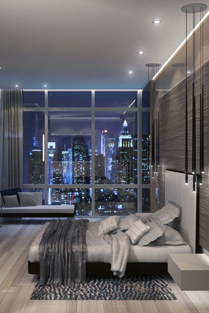 Lovely Contemporary Bedroom Designs For Your New Home30