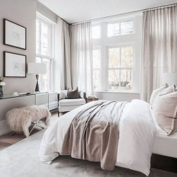Lovely Contemporary Bedroom Designs For Your New Home35