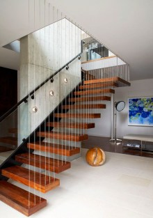 Modern Staircase Designs For Your New Home13