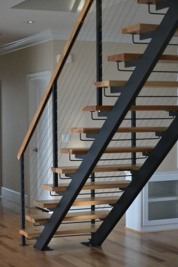 Modern Staircase Designs For Your New Home16