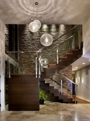 Modern Staircase Designs For Your New Home18