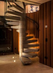 Modern Staircase Designs For Your New Home21