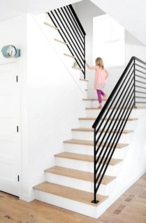 Modern Staircase Designs For Your New Home31