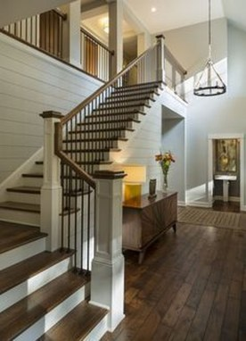 Modern Staircase Designs For Your New Home36