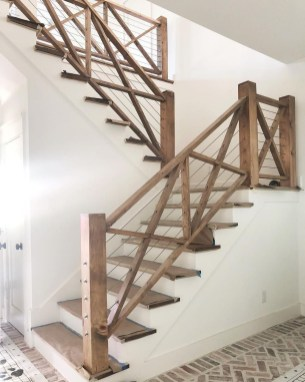 Modern Staircase Designs For Your New Home38