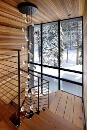 Modern Staircase Designs For Your New Home41