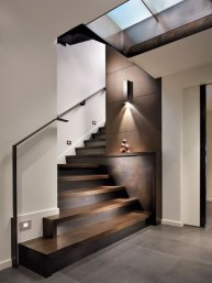 Modern Staircase Designs For Your New Home43