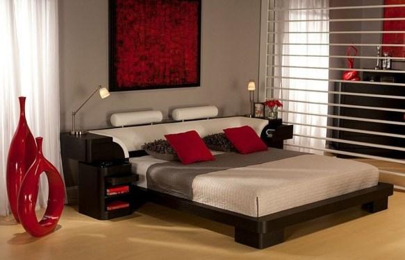 Relaxing Asian Bedroom Interior Designs11