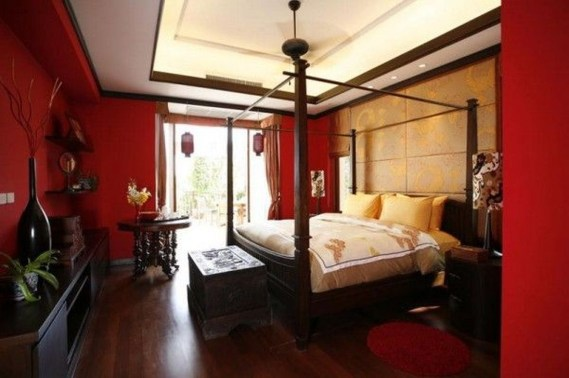 Relaxing Asian Bedroom Interior Designs31