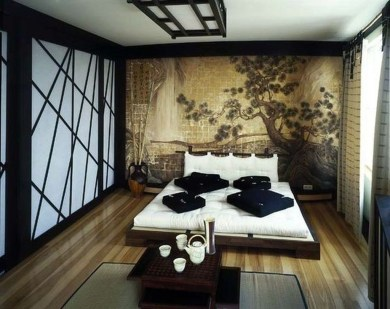 Relaxing Asian Bedroom Interior Designs35