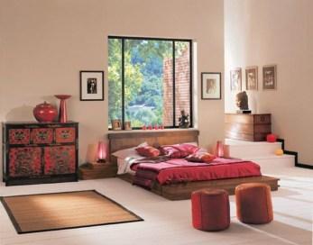 Relaxing Asian Bedroom Interior Designs38
