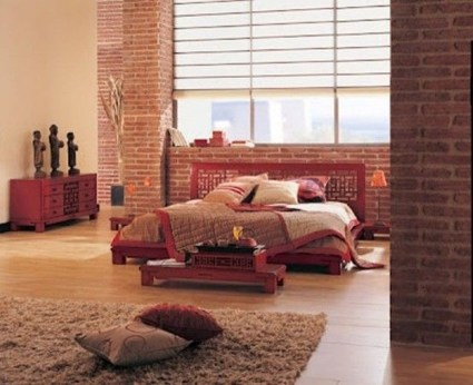 Relaxing Asian Bedroom Interior Designs40