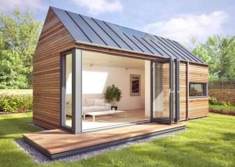 Amazing Backyard Studio Shed Design01