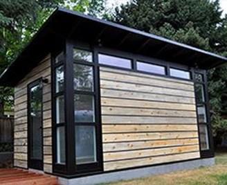 Amazing Backyard Studio Shed Design08