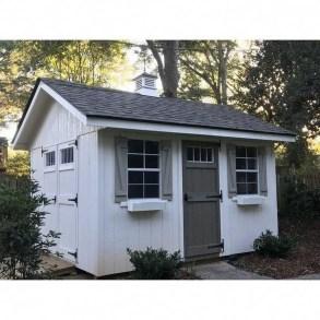 Amazing Backyard Studio Shed Design10