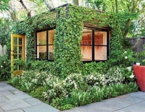 Amazing Backyard Studio Shed Design19