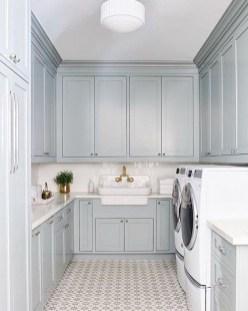 Amazing Laundry Room Tile Design14