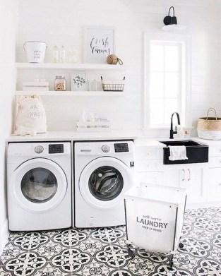Amazing Laundry Room Tile Design41