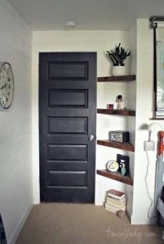Brilliant Bedroom Organizatioan Ideas20