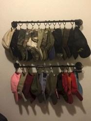 Brilliant Bedroom Organizatioan Ideas28