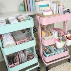 Brilliant Bedroom Organizatioan Ideas29