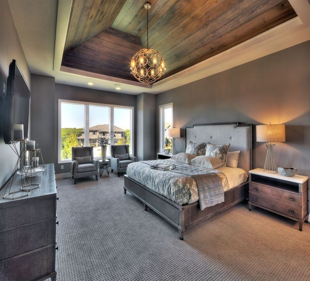 Comfy Master Bedroom Ideas44