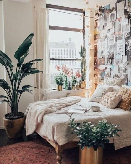 Comfy Urban Master Bedroom Ideas23