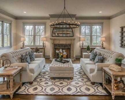 Elegant Living Room Design38