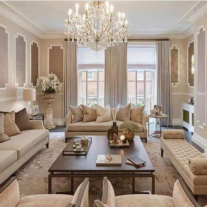 Elegant Living Room Design41