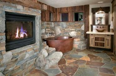 Elegant Stone Bathroom Design14