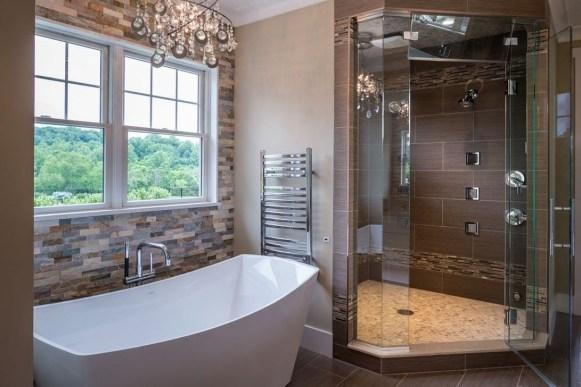 Elegant Stone Bathroom Design15