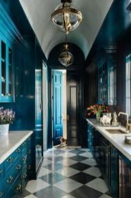 Lovely Blue Kitchen Ideas14