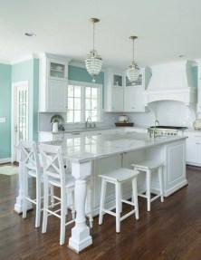 Lovely Blue Kitchen Ideas15