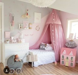 Lovely Girly Bedroom Design01