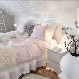 Lovely Girly Bedroom Design13