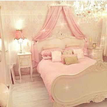 Lovely Girly Bedroom Design22
