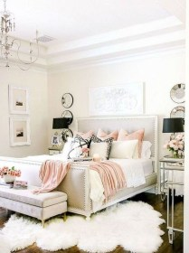 Lovely Girly Bedroom Design46