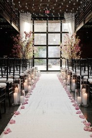 Lovely Winter Wedding Decoration05