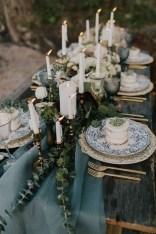 Lovely Winter Wedding Decoration15