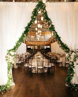 Lovely Winter Wedding Decoration21