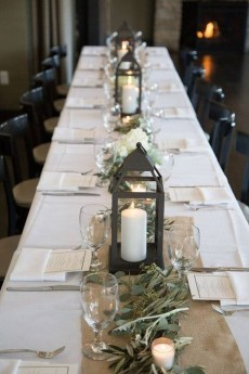 Lovely Winter Wedding Decoration24