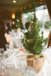 Lovely Winter Wedding Decoration32